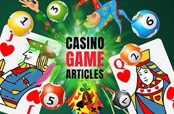 casino game reviews