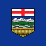 Alberta Canada Flag