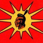 Kahnawake Canada Mohawk Warrior Society flag